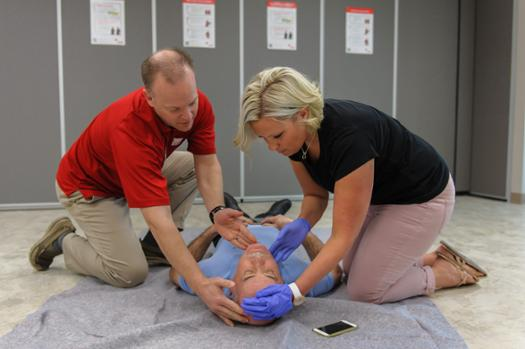 Standard First Aid Cpr Level C National Capital First Aid