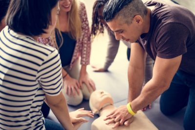 Corporate First Aid Training